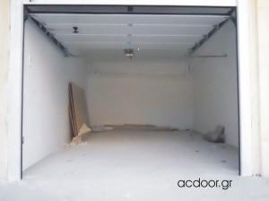Χαλάνδρι - σπαστές γκαραζόπορτες οροφής (4)